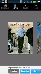 Israel My Glory- screenshot thumbnail
