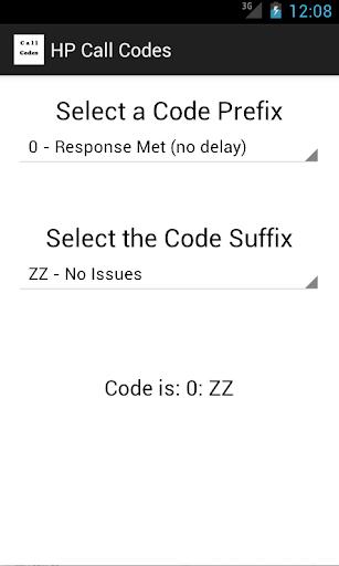 Quality Codes