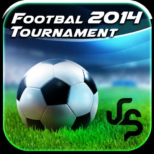 足球比赛2014 體育競技 App LOGO-APP試玩