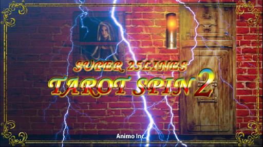 SUPER 25LINES TAROT SPIN2