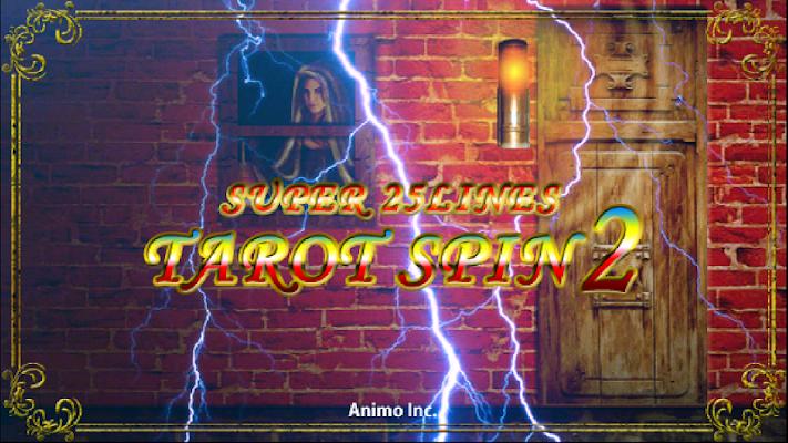 SUPER 25LINES TAROT SPIN2 - screenshot