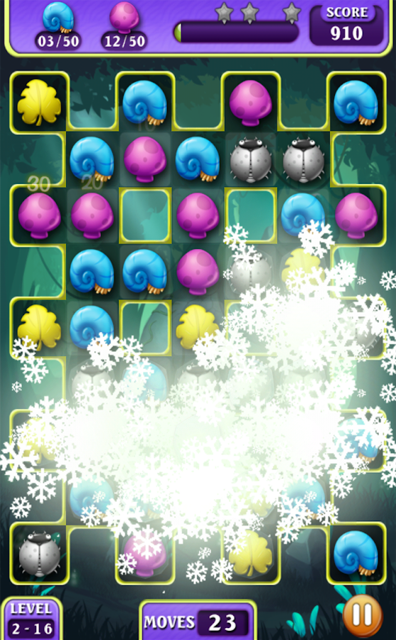 Magic Mania- screenshot