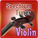 Spectrum Tuner Violin icon