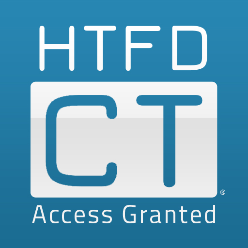 Htfd Connect City Guide LOGO-APP點子
