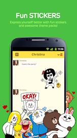 LINE: Free Calls & Messages Screenshot 3