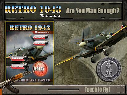 Retro 1943 Reloaded