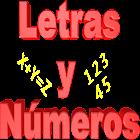 Juegos de Letras y Numeros icon