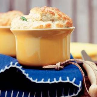 Soufflé Met Blue Stilton Recipe
