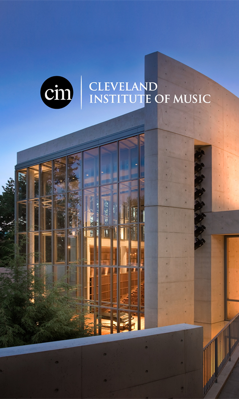 Cleveland Institute of Music - screenshot