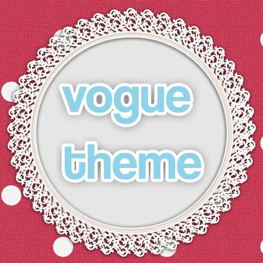 Vogue theme for Go Launcher EX 個人化 LOGO-阿達玩APP
