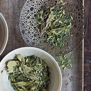 Fennel-Mint Green Mix Recipe