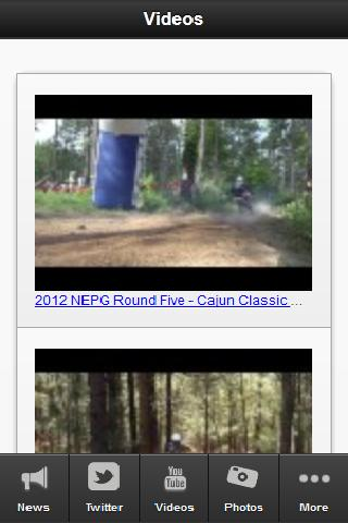 National Enduro Series - screenshot