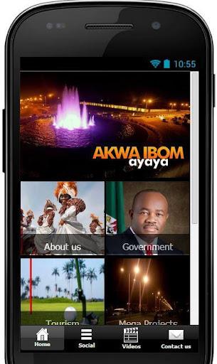 Come to Akwa Ibom