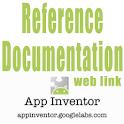 Google App Inventor Reference logo