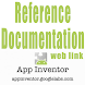 Google App Inventor Reference