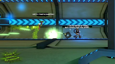 The Secret Of Space Octopuses Screenshot 12