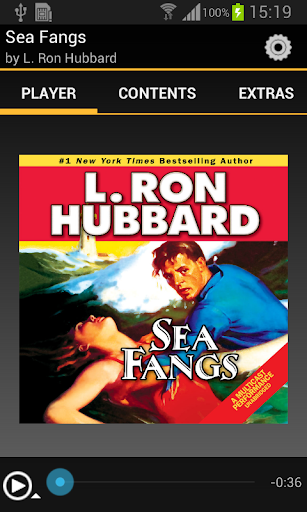 Sea Fangs Hubbard