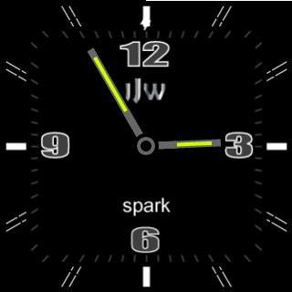 JJW Spark AW1 for Android Wear- screenshot
