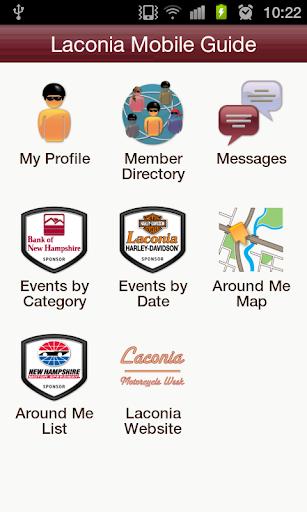 Laconia Mobile Guide™