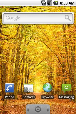 Live Wallpaper Autumn Free