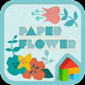 Paper Flower Dodol Theme