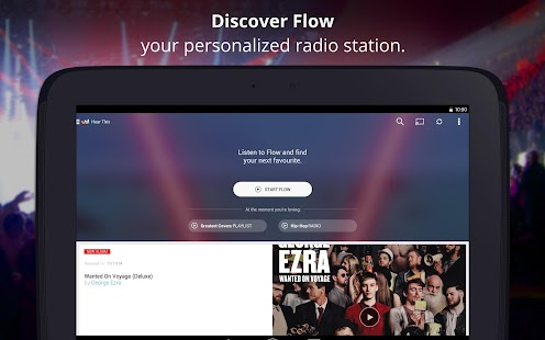 Deezer Music - screenshot thumbnail