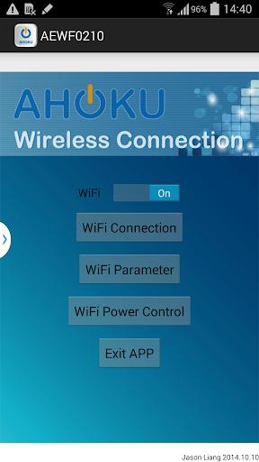 AHOKU WiFi Controlling Plug
