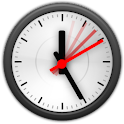 Animated Analog Clock Widget logo