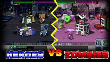 Screenshot of Hero Wars 2™ Zombie Virus