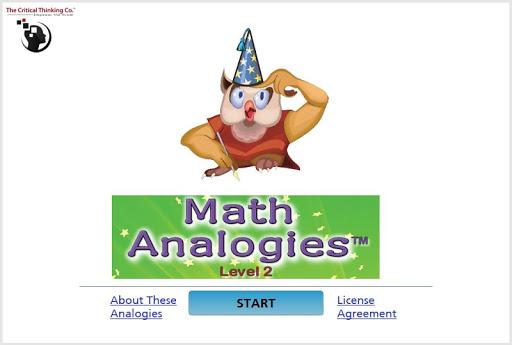 Math Analogies™ Level 2