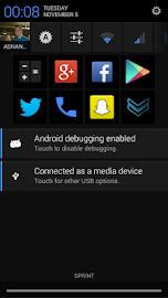 Quickly Notification Shortcuts Screenshot 4