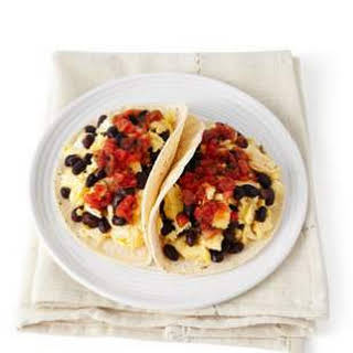 High-Protein Breakfast Tacos.
