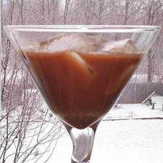 Chocolate Martini III.