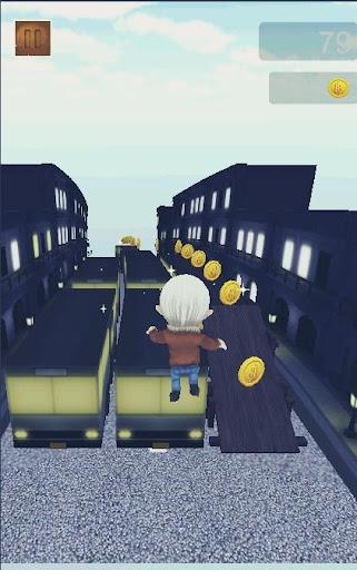 Subway City Runner 3D