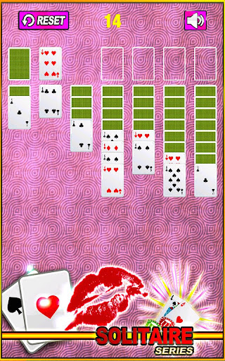 Solitaire Free Sexy Kiss Game