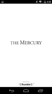 The Mercury for Android- screenshot thumbnail