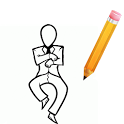 How to Draw Slenderman Gangnam icon