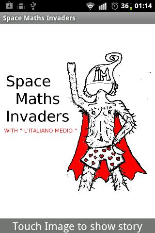 空間數學侵略者