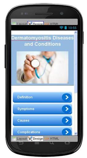 Dermatomyositis Information