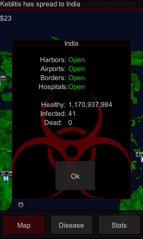 Epidemic - screenshot