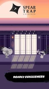 Hide Ninja Runner Game screenshot