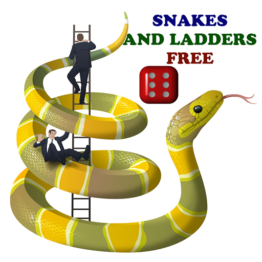 Snakes And Ladders Game LOGO-APP點子