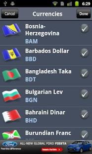 Currency Converter- screenshot thumbnail