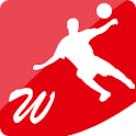 W! Arsenal logo
