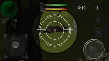 Screenshot of Jungle Survival Hunt 3D