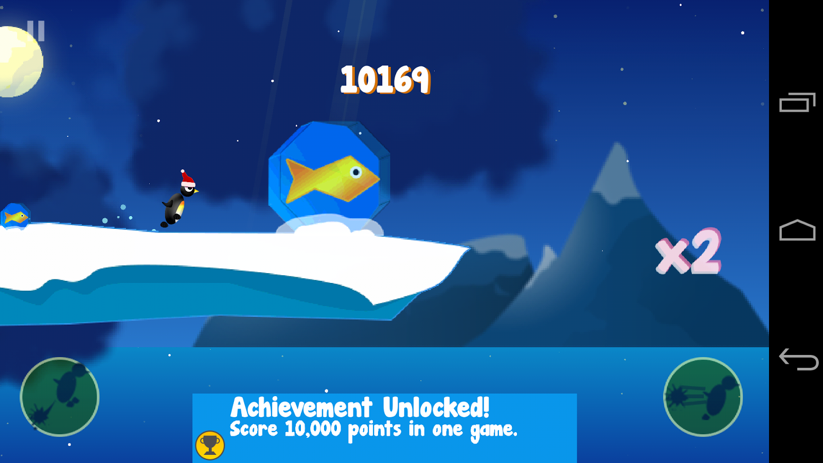 Ice Dash - Penguin Run- screenshot