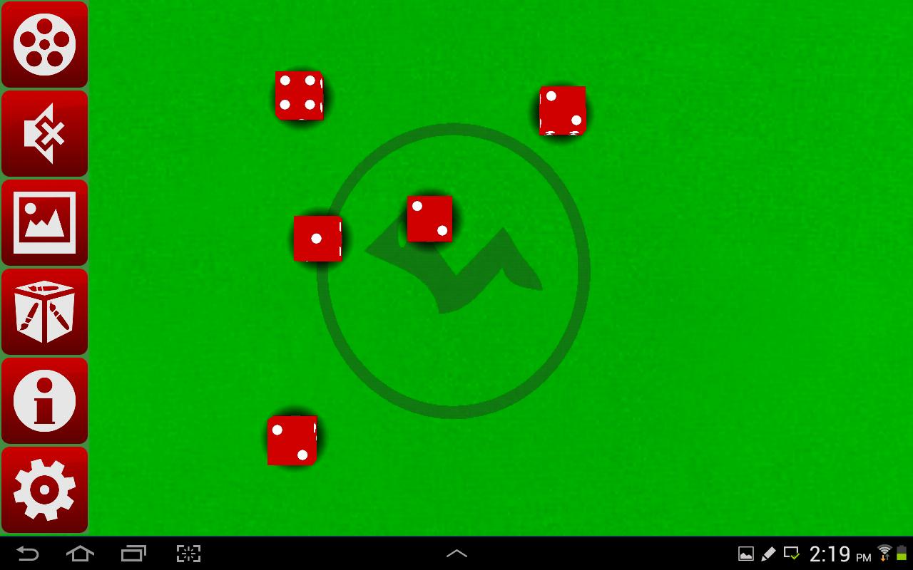 virtual 3d dice roller