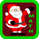Christmas Math Flashcards icon