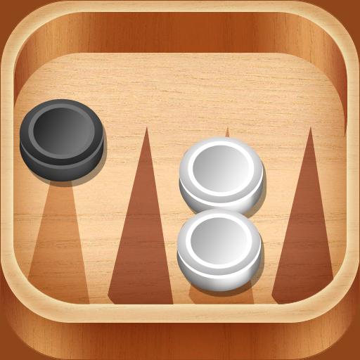 经典的西洋双陆棋 棋類遊戲 LOGO-阿達玩APP