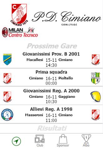 Pol. d. Cimiano Milano